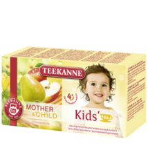 TEEKANNE Kid's Gyerek Tea 20 filter