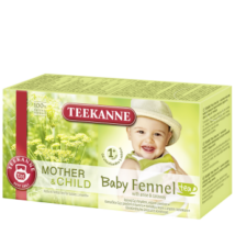 TEEKANNE Baby Fennel tea 20 filter