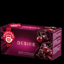 TEEKANNE Desire Cseresznye Ízű Gyümölcstea 20 filter