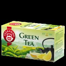 TEEKANNE Zöld tea citrom 20 filter