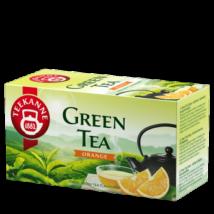 TEEKANNE Zöld tea naranccsal 20 filter