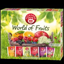 TEEKANNE Teaválogatás World Of Fruits 30 filter