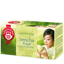 TEEKANNE Sencha Royal zöld tea 20 filter