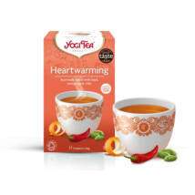 YOGI BIO Életöröm tea 17 filter