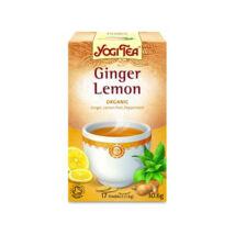 YOGI BIO Citromos gyömbér tea 17 filter