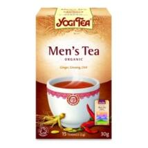 YOGI BIO Férfi tea 17 filter