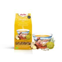 YOGI BIO Himalaya szálas tea gyömbéres 90 g
