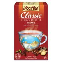 YOGI BIO Klasszikus tea fahéjjal 17 filter