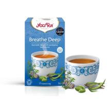 YOGI BIO Mély lélegzet tea 17 filter