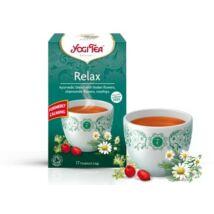 YOGI BIO Nyugtató tea 17 filter