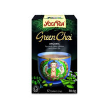 YOGI BIO Zöld Chai tea 17 filter