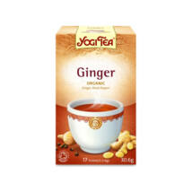 YOGI BIO Gyömbéres tea 17 filter