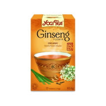 YOGI BIO Ginseng virág tea 17 filter