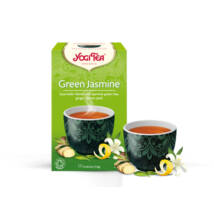 YOGI BIO Zöld Jázmin tea 17 filter
