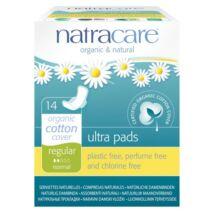 NATRACARE Bio egészségügyi szárnyas betét normál 14 db
