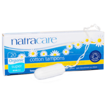 NATRACARE Bio Tampon super 20 db