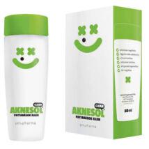 AKNESOL Clean ecsetelő pattanások ellen 50 ml