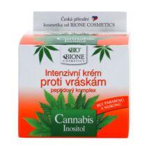 BIONE CANNABIS Intenzív Ránctalanító Krém 51 ml