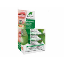 Dr. Organic Ajakbalzsam Bio Aloe verával 5,7 ml