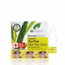 Dr. Organic Ecsetelő gél Bio teafával 8 ml