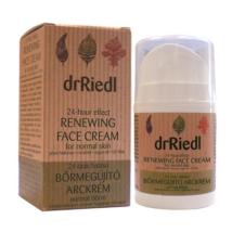 Dr. RIEDL 24 órás hatású bőrmegújító arckrém 50 ml