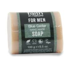 Faith For Men Szappan Kék cédrus 100 g