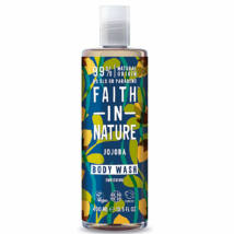 FAITH IN NATURE Tusfürdő Jojoba 400 ml