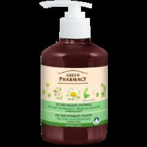 GREEN PHARMACY Intim mosakodó gél körömvirág és teafa 370 ml