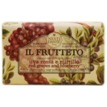 NESTI Dante Natúrszappan Il Frutteto Pirosszőlő-Áfonya 250 g