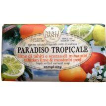 NESTI Dante Natúrszappan Paradiso Tropicale Lime-Mosambi Peel 250 g