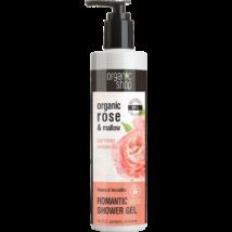 Organic Shop Versailles rózsái bőrpuhító tusfürdő bio rózsa és mályva kivonattal 280 ml