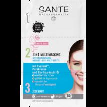 SANTE 3in1 Multimaszk matt és feszes bőr 9 ml