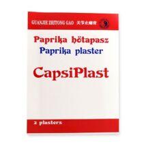 Dr. CHEN Capsiplast Paprika hőtapasz 2 db