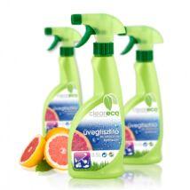 CLEANECO Üvegtisztító szórófejjel 500 ml