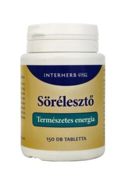 Sörélesztő tabletta hajhullás ellen