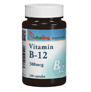 B12-Vitamin kapszula