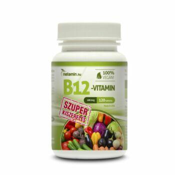 Netamin B12-Vitamin Szuper tabletta