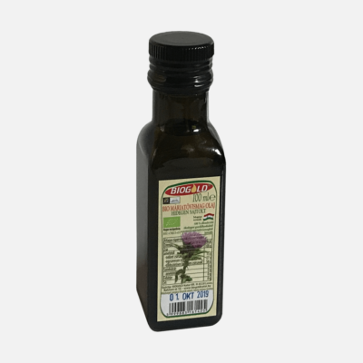 BIOGOLD Bio Máriatövismagolaj 100 ml