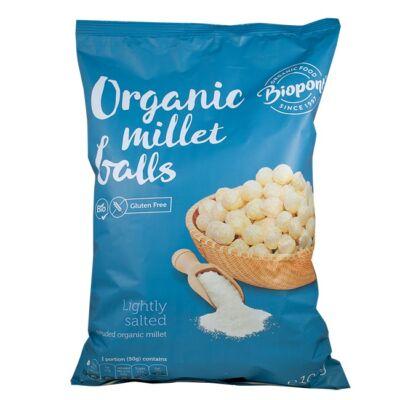 BIOPONT Bio Kölesgolyó enyhén sós 100 g