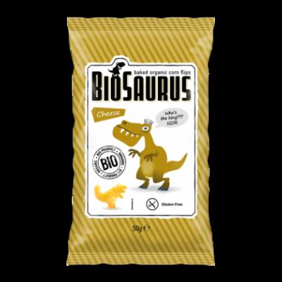 BIOPONT Bio Kukoricás snack sajtos 50 g