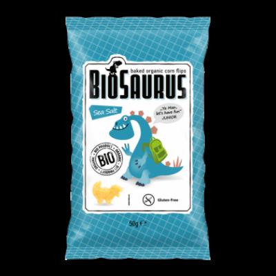 BIOPONT Bio Kukoricás snack tengeri sós 50 g