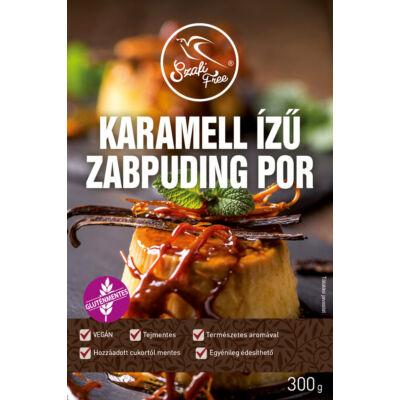 SZAFI FREE Zabpuding por Karamellás 300 g