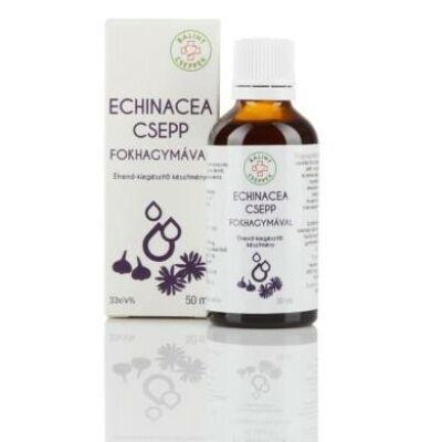 BÁLINT Echinacea csepp fokhagymával 50 ml