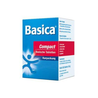 BASICA Compact tabletta 360 db