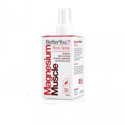 BETTER YOU Magnézium olaj Spray Sport 100 ml