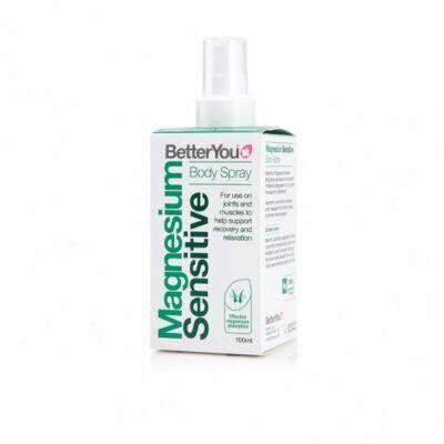 BETTER YOU Magnézium Olaj Spray Sensitive 100 ml