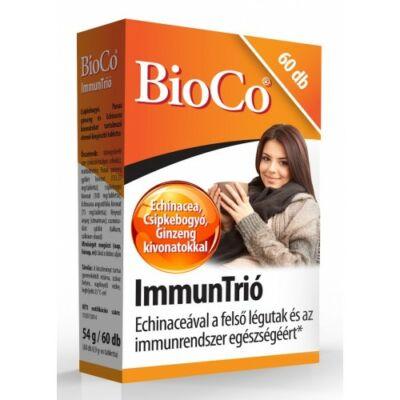 BIOCO Immun Trió tabletta 60 db