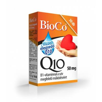 BIOCO Q10 50 Mg kapszula 30 db
