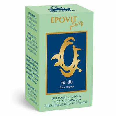 BIOEXTRA Epovit Ligetszépe+Halolaj kapszula 60 db
