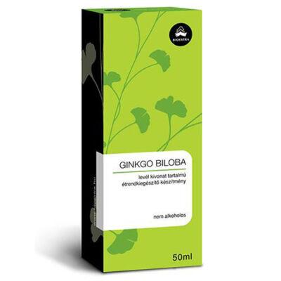 BIOEXTRA Ginkgo biloba cseppek 50 ml